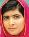Booking Info for Malala Yousafzai