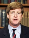 Booking Info for Patrick Kennedy