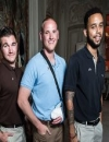 Booking Info for Spencer Stone, Anthony Sadler & Alek Skarlatos