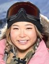 Booking Info for Chloe Kim