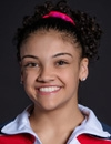 Booking Info for Laurie Hernandez