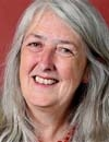 Booking Info for Mary Beard
