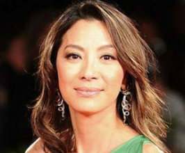 Booking Info for Michelle Yeoh