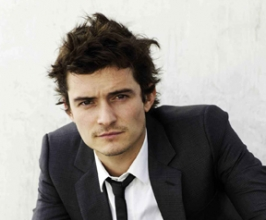 Booking Info for Orlando Bloom