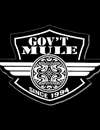 Booking Info for Gov't Mule