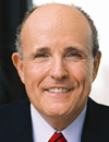 Booking Info for Rudy Giuliani