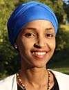 Booking Info for Ilhan Omar