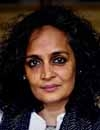 Booking Info for Arundhati Roy