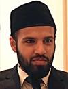Booking Info for Chaplain Zahir Muhammad Mannan