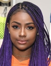 Booking Info for Justine Skye