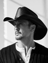 Booking Info for Tim McGraw
