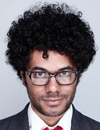 Booking Info for Richard Ayoade