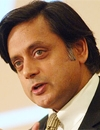 Booking Info for Shashi Tharoor