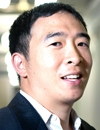 Booking Info for Andrew Yang