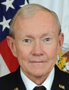 Booking Info for General Martin E. Dempsey