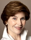 Booking Info for Laura W. Bush