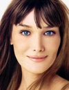 Booking Info for Carla Bruni