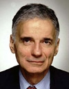 Booking Info for Ralph Nader