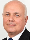 Booking Info for Iain Duncan Smith