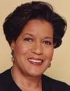 Booking Info for Myrlie Evers-Williams