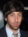 Booking Info for Simon Helberg