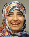 Booking Info for Tawakkol Karman