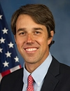 Booking Info for Beto O'Rourke
