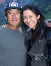 Booking Info for Jimmy Chin & Elizabeth Chai Vasarhelyi