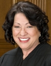 Booking Info for Sonia Sotomayor