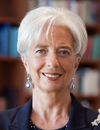 Booking Info for Christine Lagarde