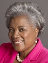 Booking Info for Donna Brazile
