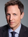Booking Info for Seth Meyers