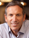 Booking Info for Howard Schultz