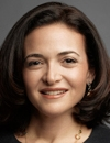 Booking Info for Sheryl Sandberg