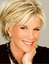 Booking Info for Joan Lunden