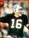 Booking Info for Jim Plunkett